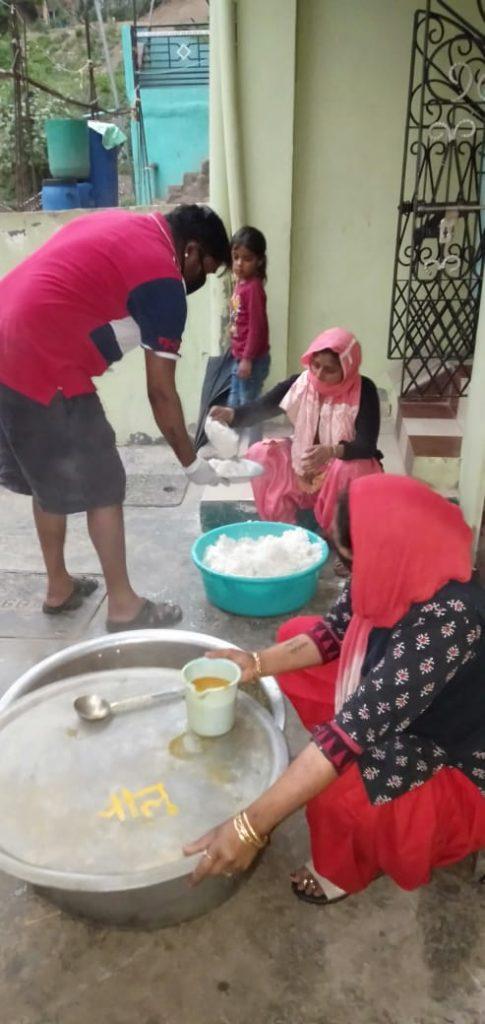 Preparing Food - MSC
