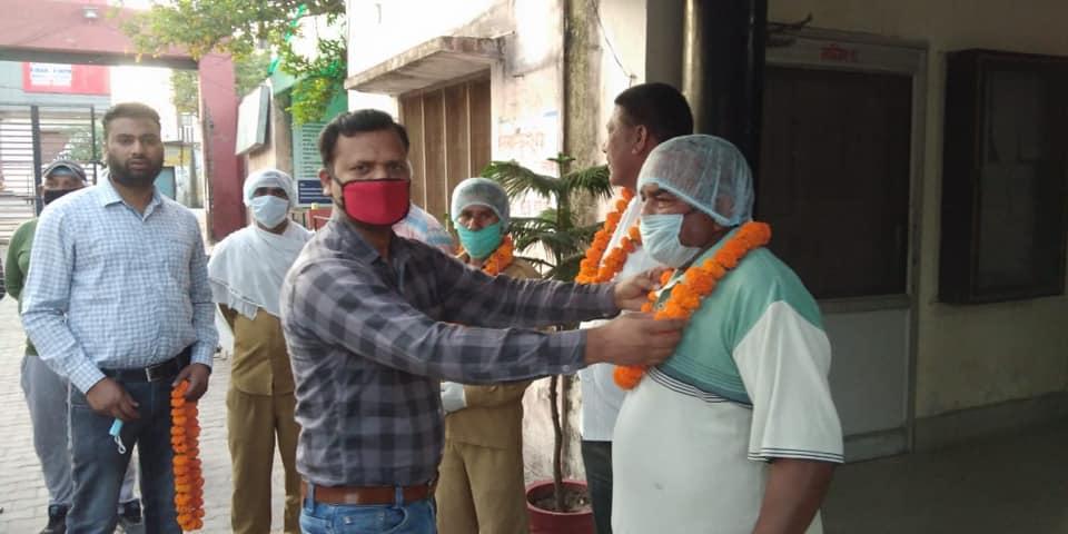 Helping People is an Honour - MSC